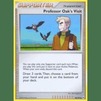 Professor Oak's Visit - 90/99 Thumb Nail