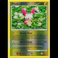 Plusle - 76/147 (Reverse Foil) Thumb Nail