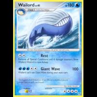 Wailord - 47/147 Thumb Nail