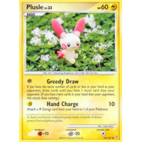 Plusle - 76/147 Thumb Nail