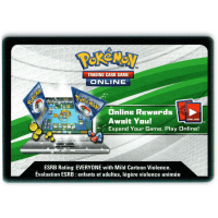 Pokemon Online TCGO Kangaskhan-GX Box Unused Code Card Thumb Nail