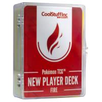 Pokemon TCG New Player Deck - Fire Thumb Nail