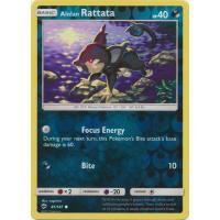 Alolan Rattata - 81/147 (Reverse Foil) Thumb Nail