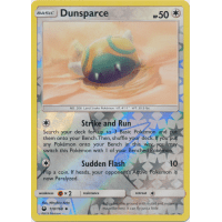 Dunsparce - 110/168 (Reverse Foil) Thumb Nail