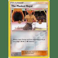 The Masked Royal - 139/168 (Reverse Foil) Thumb Nail