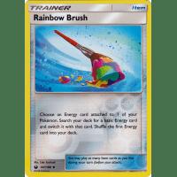 Rainbow Brush - 141/168 (Reverse Foil) Thumb Nail