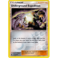 Underground Expedition - 150/168 (Reverse Foil) Thumb Nail
