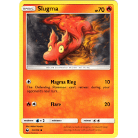 Slugma - 23/168 Thumb Nail
