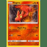 Slugma - 23/168 (Reverse Foil) Thumb Nail