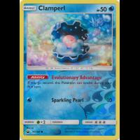 Clamperl - 41/168 (Reverse Foil) Thumb Nail