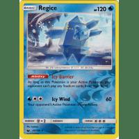 Regice - 45/168 (Reverse Foil) Thumb Nail