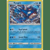 Kyogre - 46/168 Thumb Nail