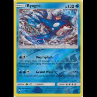 Kyogre - 46/168 (Reverse Foil) Thumb Nail