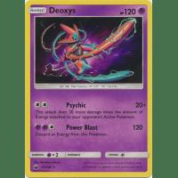 Deoxys - 67/168 Thumb Nail