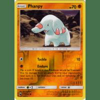 Phanpy - 72/168 (Reverse Foil) Thumb Nail