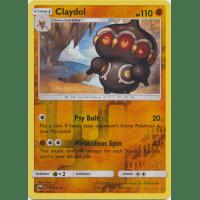 Claydol - 79/168 (Reverse Foil) Thumb Nail