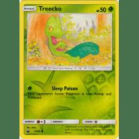 Treecko - 7/168 (Reverse Foil) Thumb Nail