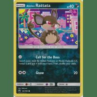 Alolan Rattata - 84/168 Thumb Nail