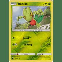 Treecko - 8/168 (Reverse Foil) Thumb Nail