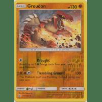 Groudon - 113/236 (Reverse Foil) Thumb Nail