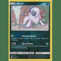 Absol - 133/236 (Reverse Foil) Thumb Nail