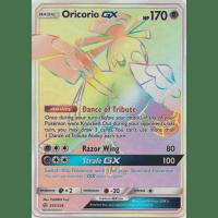 Oricorio-GX (Hyper Rare) - 255/236 Thumb Nail