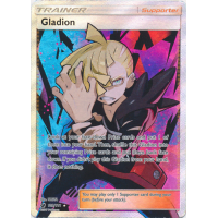 Gladion (Full Art) - 109/111 Thumb Nail