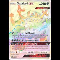 Guzzlord-GX (Hyper Rare) - 116/111 Thumb Nail