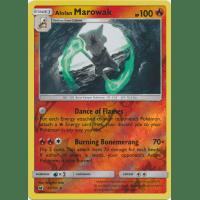 Alolan Marowak - 12/111 (Reverse Foil) Thumb Nail