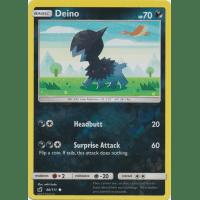Deino - 60/111 (Reverse Foil) Thumb Nail