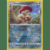 Escavalier - 69/111 (Reverse Foil) Thumb Nail