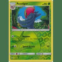 Accelgor - 9/111 (Reverse Foil) Thumb Nail