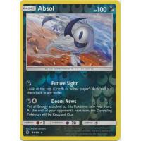 Absol - 81/145 (Reverse Foil) Thumb Nail