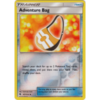 Adventure Bag - 167/214 (Reverse Foil) Thumb Nail