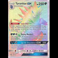 Tyranitar-GX (Hyper Rare) - 223/214 Thumb Nail