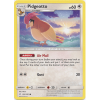 Pidgeotto - 123/181 Thumb Nail