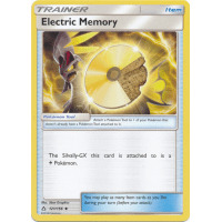 Electric Memory - 121/156 Thumb Nail
