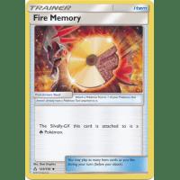 Fire Memory - 123/156 Thumb Nail