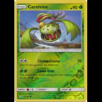 Carnivine - 12/156 (Reverse Foil) Thumb Nail