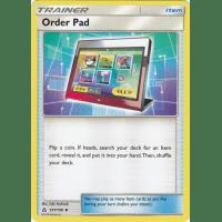 Order Pad - 131/156 Thumb Nail