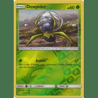 Dewpider - 16/156 (Reverse Foil) Thumb Nail
