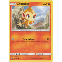 Chimchar - 21/156 Thumb Nail