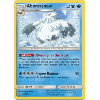 Abomasnow - 38/156 Thumb Nail