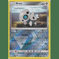 Aron - 123/214 (Reverse Foil) Thumb Nail