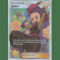 Janine (Full Art) - 210/214 Thumb Nail