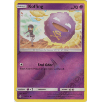 Koffing - 73/214 (Reverse Foil) Thumb Nail