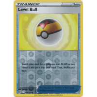Level Ball - 129/163 (Reverse Foil) Thumb Nail