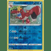 Crawdaunt - 039/163 (Reverse Foil) Thumb Nail