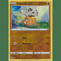 Cubone - 069/163 (Reverse Foil) Thumb Nail