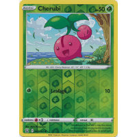 Cherubi - 007/163 (Reverse Foil) Thumb Nail